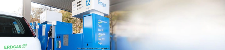 EWE stelle eines der größten Erdgastankstellen-Netze des Landes.