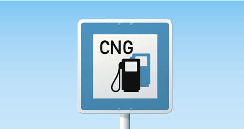 So funktioniert der Tankvorgang bei Ihrem Erdgasauto.