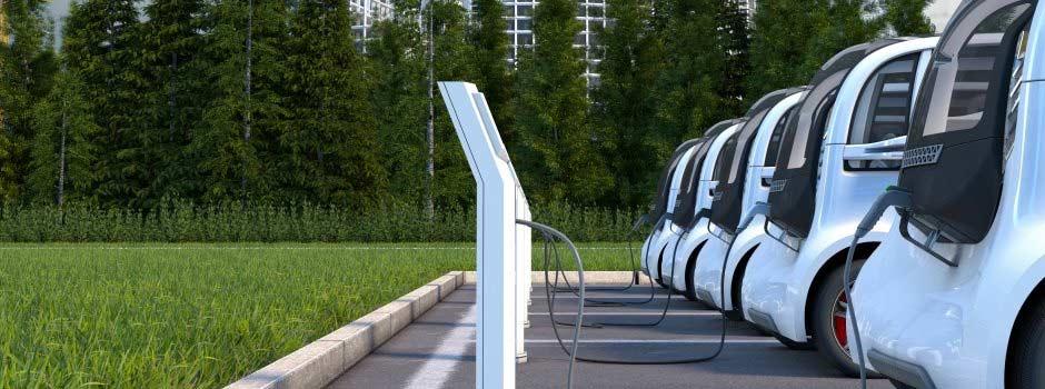 Setzen Sie als Unternehmen auf eMobility von EWE