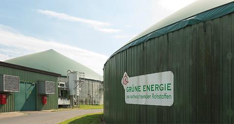Grüne Energie nutzt die Direktvermarktung mit EWE