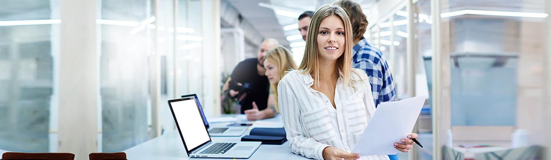 Verbinden Sie Ihre Mitarbeiter mit der EWE Standortvernetzung.