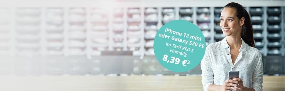 Sichern Sie sich jetzt Top-Smartphones mit Top-Tarifen bei EWE.