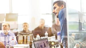 Standorte sicher mit EWE Multiconnect konfigurieren.