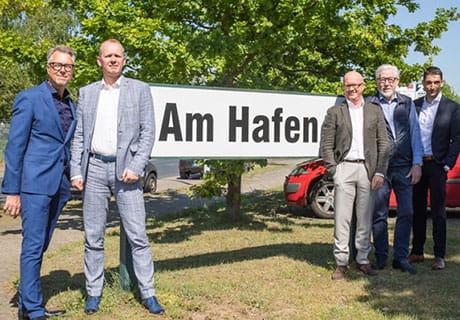 Telekommunikation für Unternehmen - Praxisbeispiel: Hafen Braunschweig