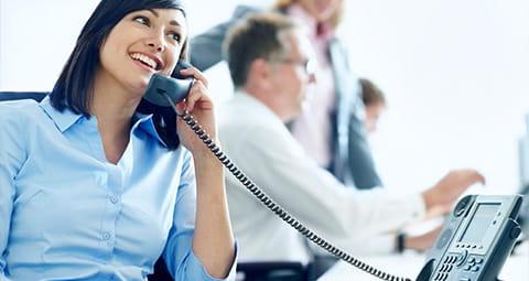 Setzen Sie auf TK-Anlagen von EWE für Ihr Unternehmen.