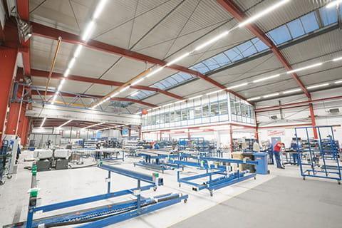 EWE Licht contracting für Metall- und Elementbau HASKAMP GmbH & Co. KG