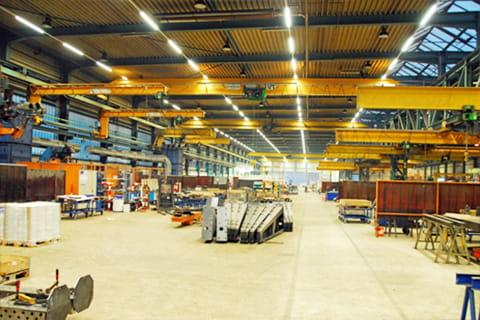 EWE Licht contracting für Stahl- und Metallbau IHNEN