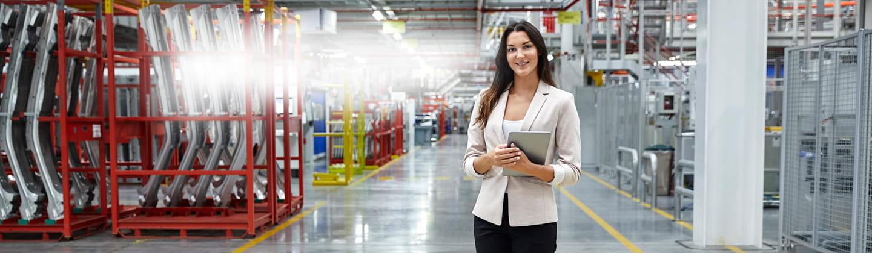 Nutzen Sie unsere ENX-Lösung für die Autoindustrie.