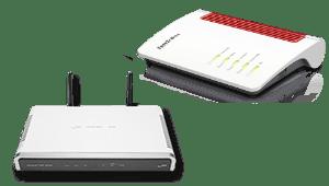 Wählen Sie einen passenden Router für Ihr Unternehmen!