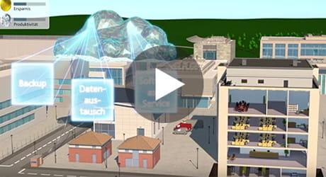 Entdecken Sie Glasfaser von EWE für Ihr Unternehmen.