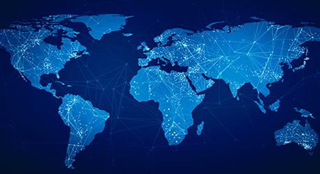 Roaming-Optionen mit EWE weltweit.