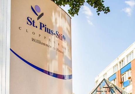 So unterstützt EWE das St. Pius-Stift bei der Energieversorgung.