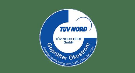 EWE Strom Naturwatt TÜV