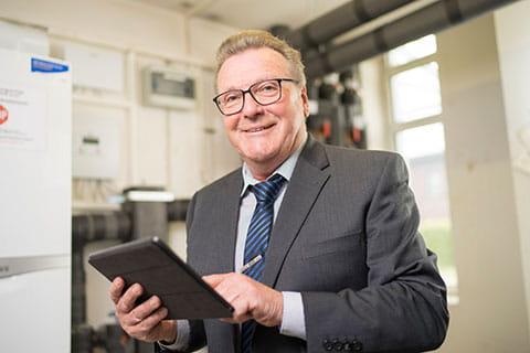 EWE versorgt die Hausverwaltung Meyer in Papenburg mit Wärme.