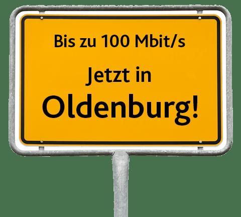 Sichern Sie sich VDSL in Oldenburg.