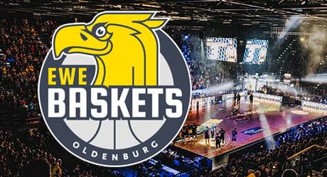 Jetzt mitmachen und mit etwas Glück die EWE Baskets live erleben.