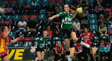 Handballfans aufgepasst: Gewinnen SIe mit EWE Tickets für die Spiele des VfL Oldenburg.