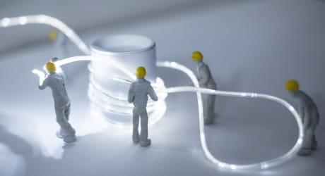 EWE treibt den Glasfaserausbau voran