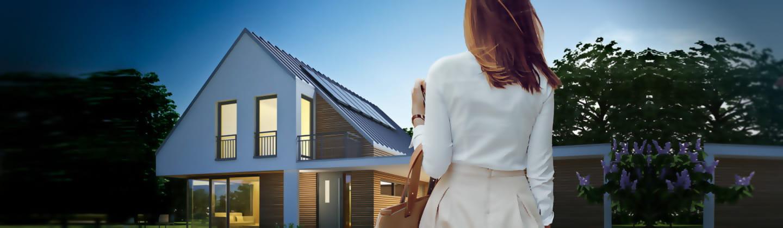Freuen Sie sich auf Ihr Zuhause - mit EWE smart living hell und schnell!