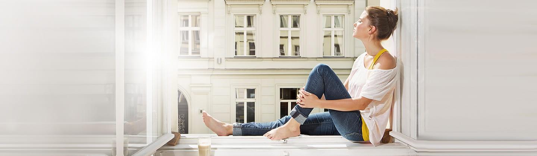 Entspannen Sie sich mit EWE smart living warm & spar!