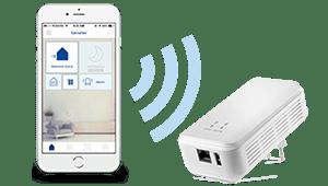 Steuern Sie kinderleicht Ihr Zuhause mit der EWE smart living-App!