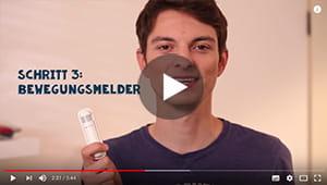 Sehen Sie im Video, wie schnell EWE smart living hell & schnell aufzubauen ist.