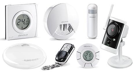 Wählen Sie Ihre passenden Bausteine zu EWE smart living!