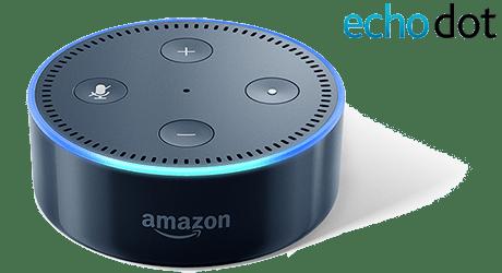 Nutzen Sie EWE smart living mit Amazon Echo Dot.