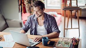 Studieren Sie als Zuhause+ Kunde günstiger an der Fernuni IUBH