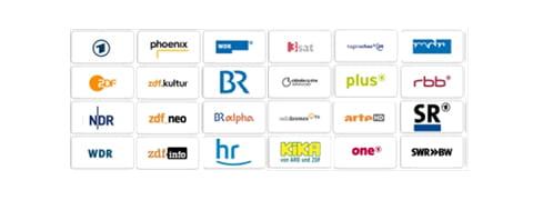 Nutzen Sie die Sendervielfalt mit EWE TV App start.