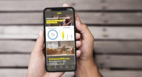 PK Zuhause EWE Service App 480x255