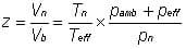 Formel Zustandszahl Erdgas