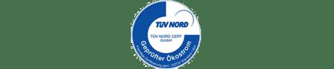 Der Strom von EWE ist TÜV-zertifiziert.