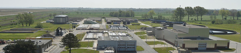 EWE Wasser ist ihr Partner für Abwasserreinigungsanlagen.