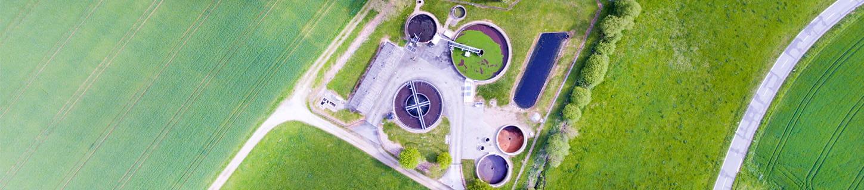 EWE Wasser ist Ihr Partner in der Abwasserreinigung.