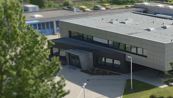 Das ist die EWE Wasser GmbH.