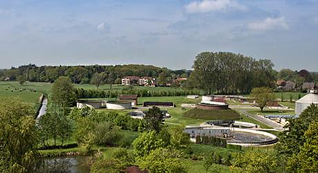 Entdecken Sie den Anlagenverbund von EWE Wasser.