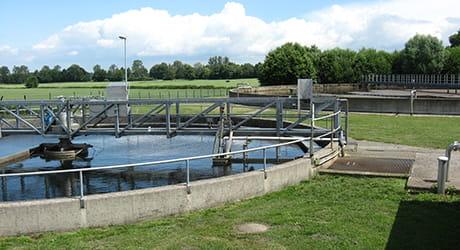 EWE Wasser in Fredenbeck.