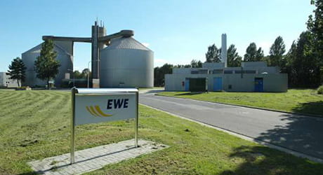 Das ist der EWE Konzern.